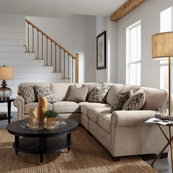 how to choose the perfect sectional for your space