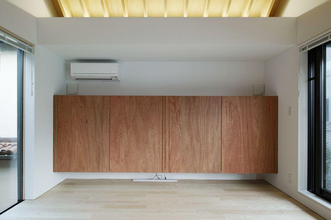 ラワン合板という可能性を秘めたモチーフ Field Design Architects