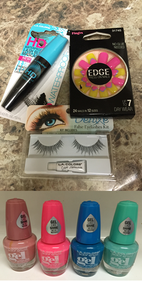 Spring into Summer Family Dollar Affordable beauty