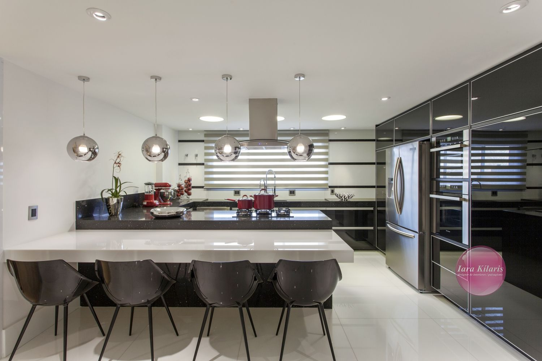 Designer De Interiores Iara K Laris Belas Cozinhas Espa O