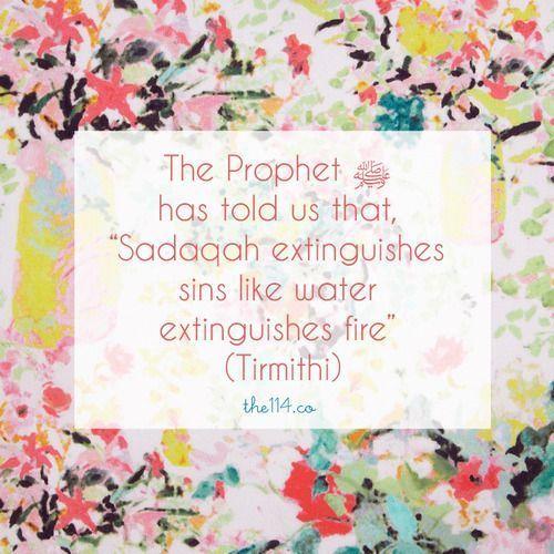 Islam Sadaqah Charity Charity Quotes Islamic Quotes Islam