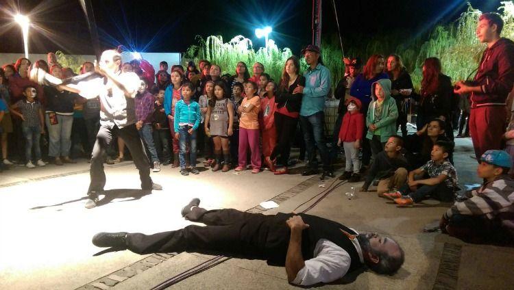 Para rescatar las tradiciones y costumbres del municipio, Tlajomulco realizó el Festival Mictlán Los Muertos de Fiesta