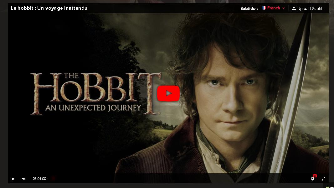Hd Le Hobbit Un Voyage Inattendu 2012 Film Complet En Francais
