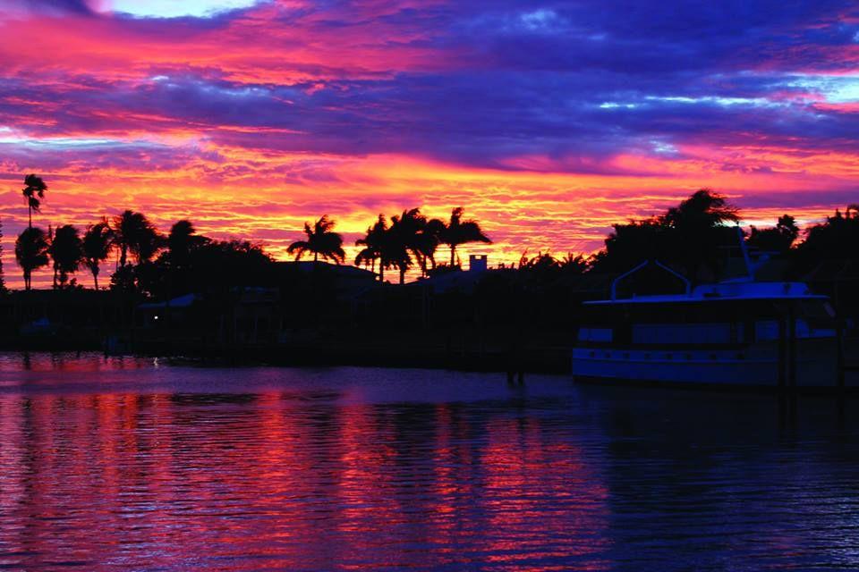 Gorgeous Sunset In Longboat Key Florida Florida Vacation Spots Florida Beaches Longboat Key Florida