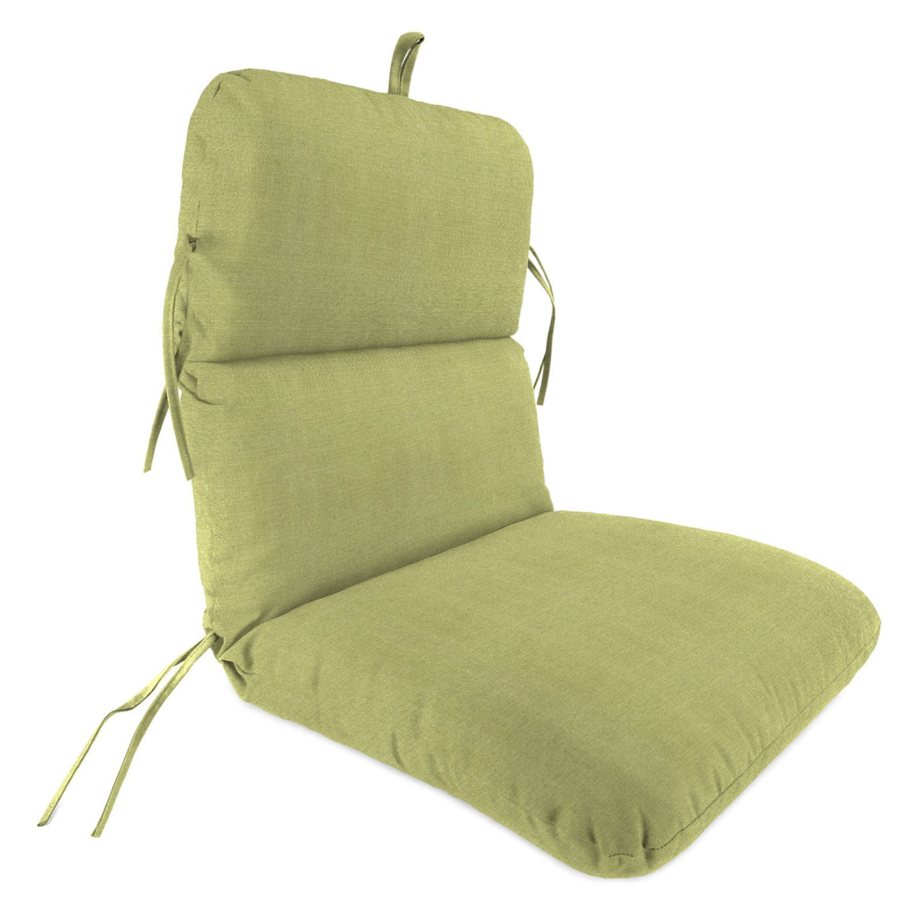 Jordan Manufacturing Sonoma Knife Edge Outdoor Patio Chair Cushion