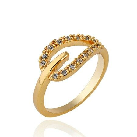 17aaf48b3 Pin by Varsha on Rings.... | Gold ring designs, Latest gold ring ...