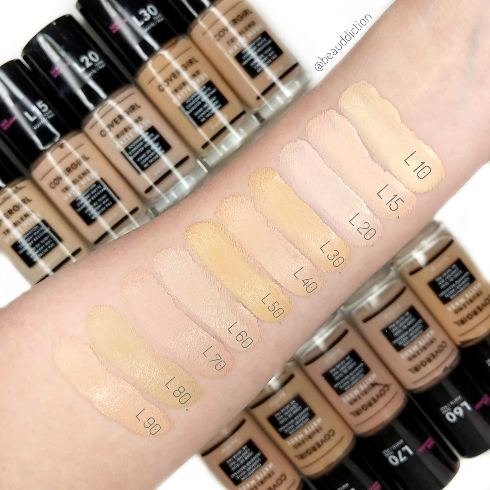 Image result for covergirl trublend matte made liquid