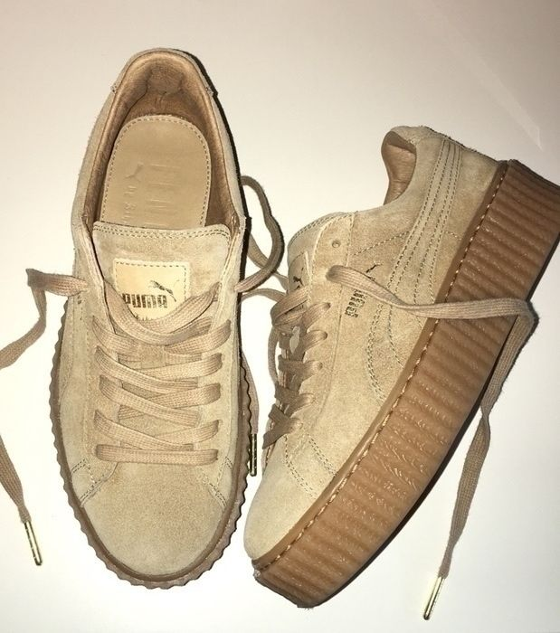 Puma Rihanna Vinted Creepers Chaussures Creepers Vinted