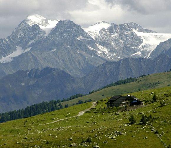 il sentiero delle 3 valli bresciane-itinerari Brescia