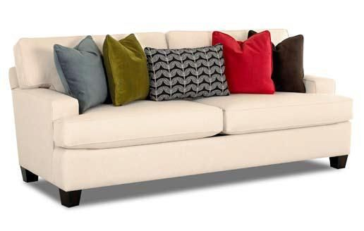Hero Standard Solo Natural Ivory Fabric Loveseat Living Room Sets Love Seat Sofa Accessories