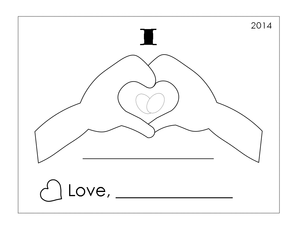 Free Cute Mother's Day Worksheet for Pre-K, Kindergarten