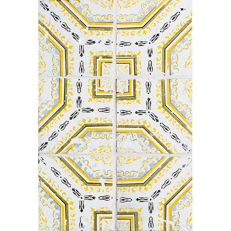 Sintra 1 Square 1 2 Glazed Ceramic Tiles 6x6 In 2020 Terracotta Tiles Glazed Ceramic Tile Ceramic Floor Tile