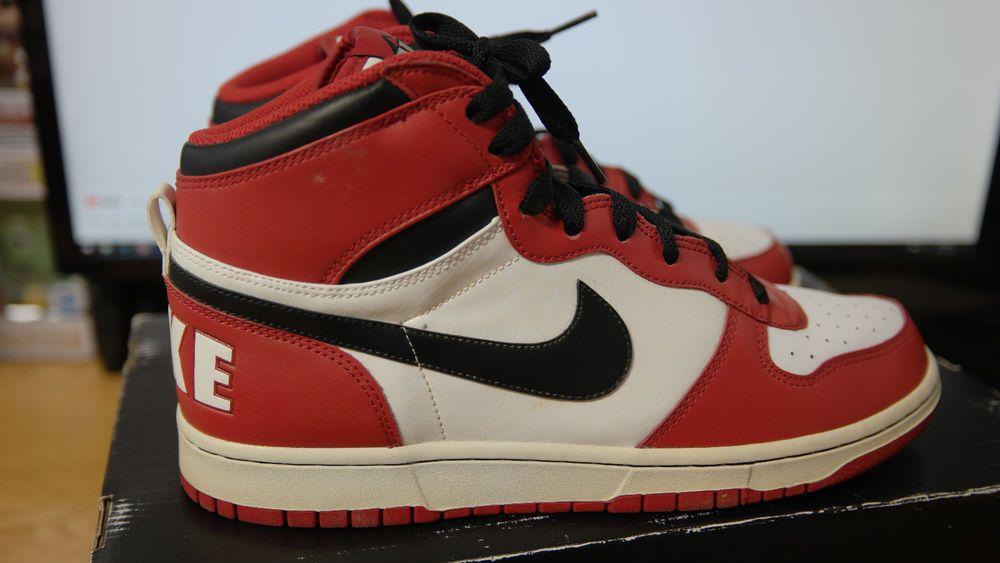 fregar bostezando planes  Nike Big Spike Lee Men's Size 10 High Jordan Retro 1 Chicago RARE AIR  JORDANS | Jordan retro 1, Air jordans, Retro 1
