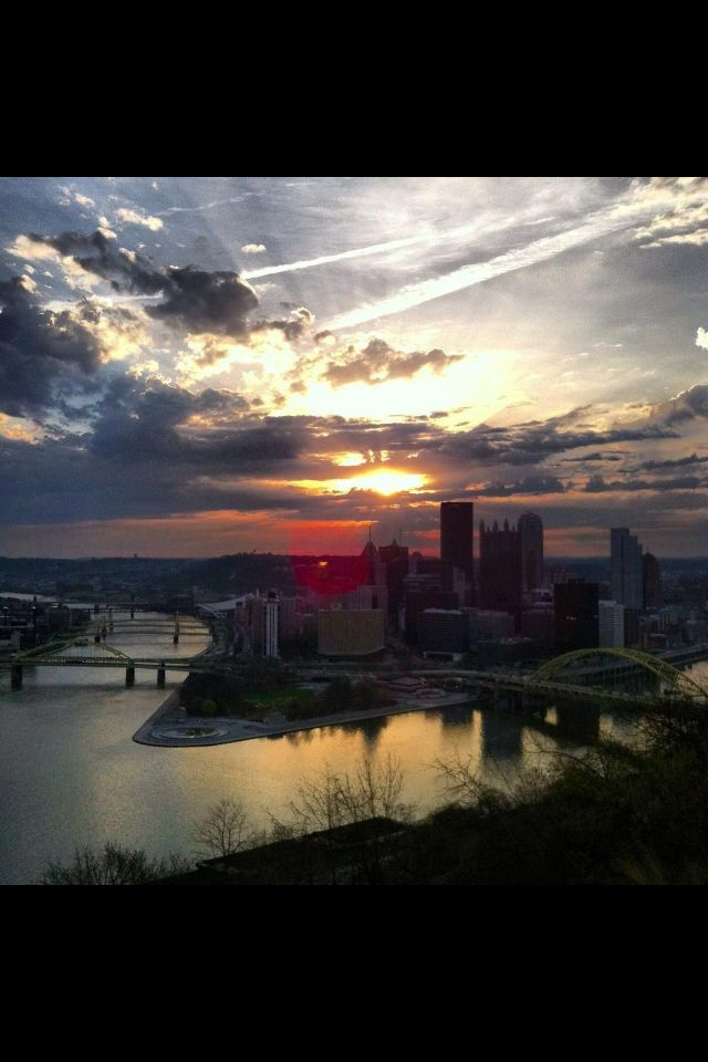 This Is Pittsburgh In My Mind I Love This City Makes Me