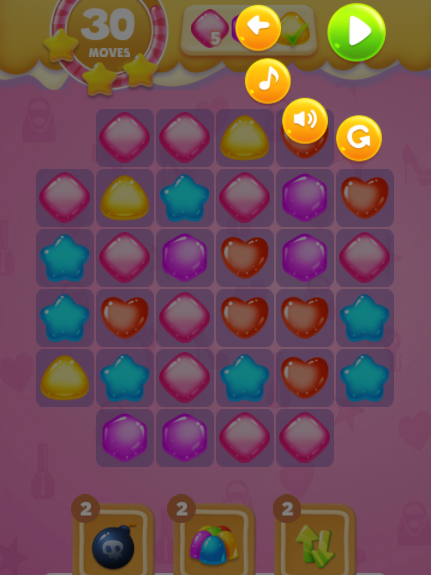 Sweet Candy 2019 HTML5 GAME INSTANT by zedaan0 Ad Candy