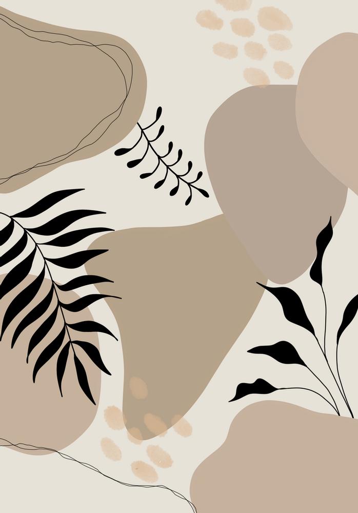Plants shadows  | iPad screensavers