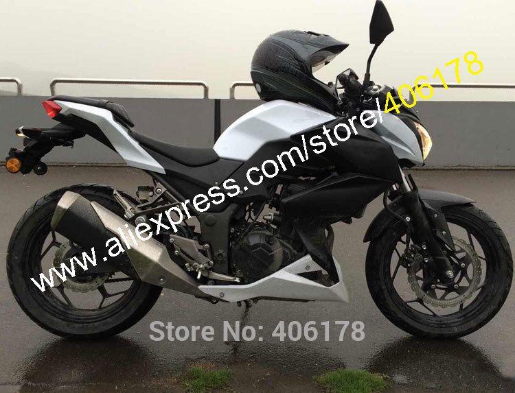 Hot Sales Body Kit For Kawasaki Z250 15 16 Z 250 Z300 2015 2016 Z