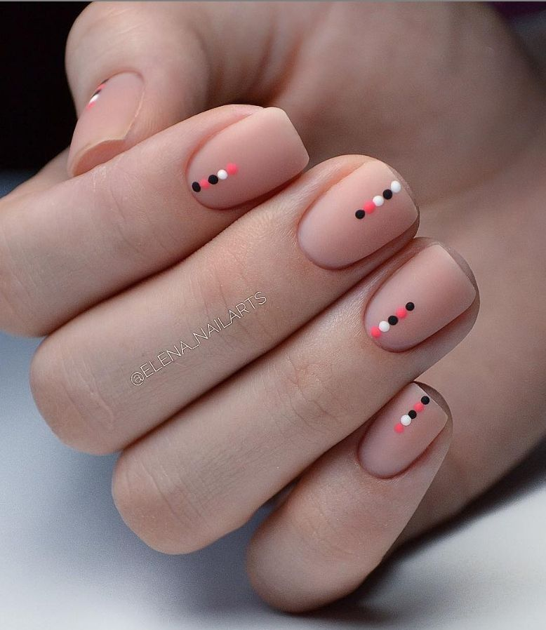Prom Dresses For Those Who Live Wilde Minimalist Nails Minimalist Nail Art Cool Nail Designs