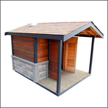Shed W Porch 350x350 Pixels Pygora GoatsGoat ShelterGoat