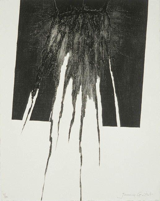 James Guitet illustre les Courtepointes de Gaston Miron (1977)