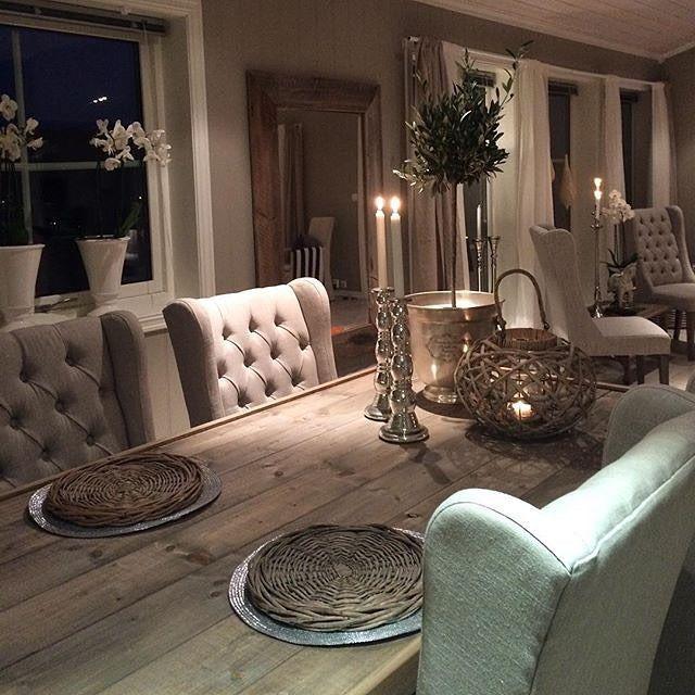 Beautiful Homeinterior Design: ROOMS On Instagram: Credit: @lindevegen