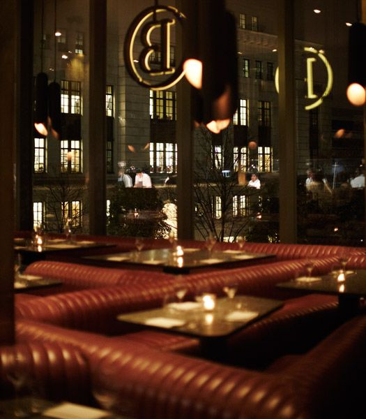 Coolest Places To Eat London: HERE AT BARBECOA THE UK'S FIRST BARBECUE STEAKHOUSE THEY