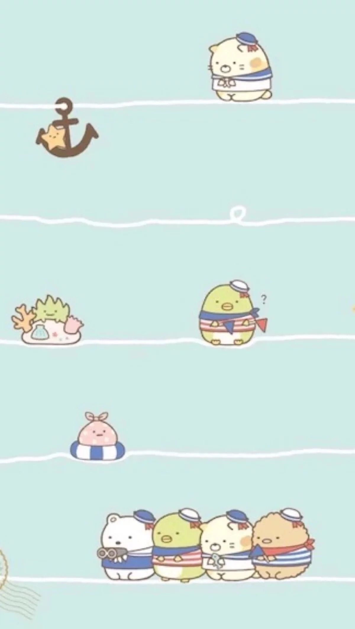 Pin By Pankeawป านแก ว On Home Screen Pinterest Kawaii Wallpaper