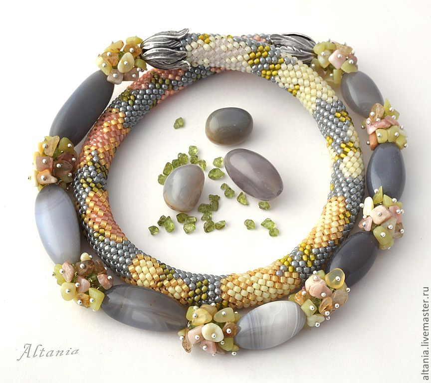 Bead Crochet Designs And Inspirations