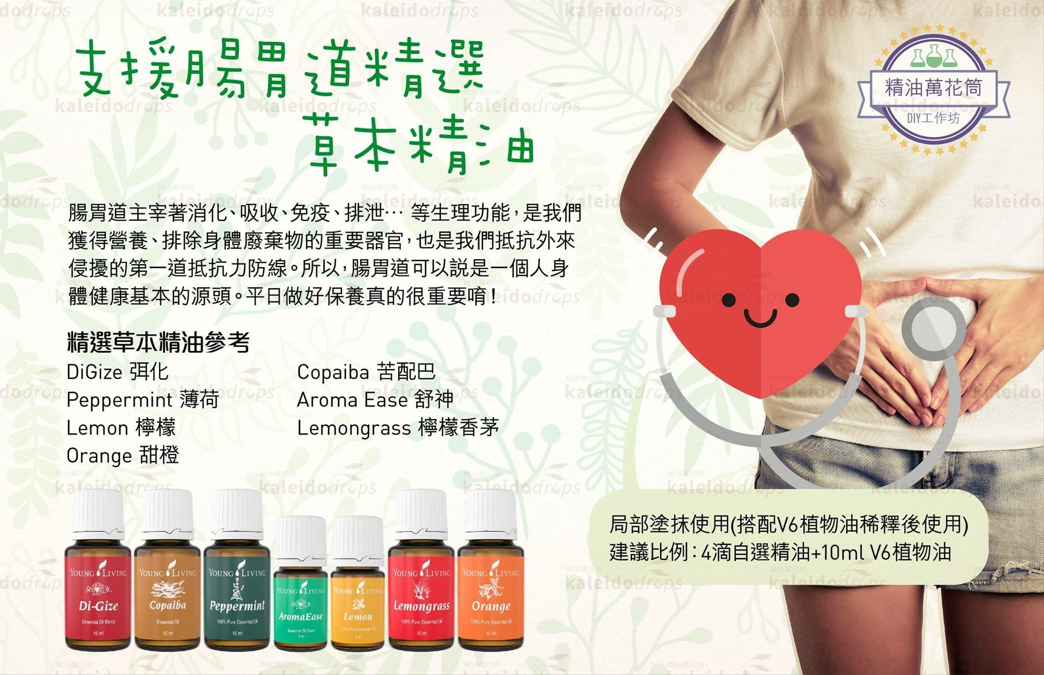 Pin by Mable on Young Living 中文 | Essential oils. Copaiba. Peppermint