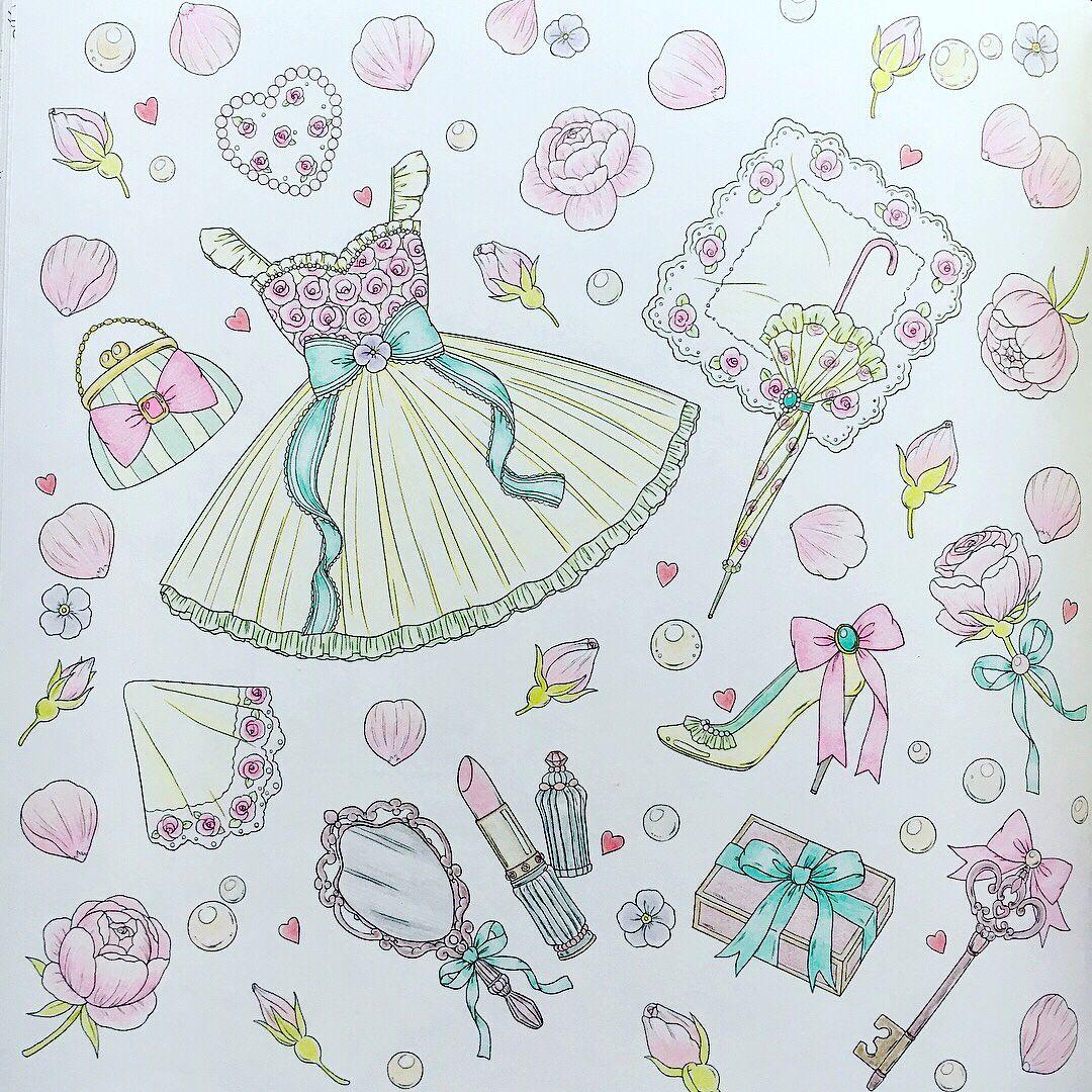 可愛いページ 昨日postした女の子の私服かな たけいみきさんの