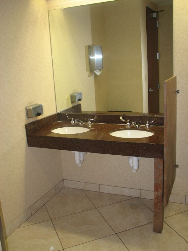 Wheelchair Accessible Bathrooms In Austin, Commercial Bathroom  Modifications, ADA Vanity, ADA Bathroom Cabinets, Austin Bathroom Remodel