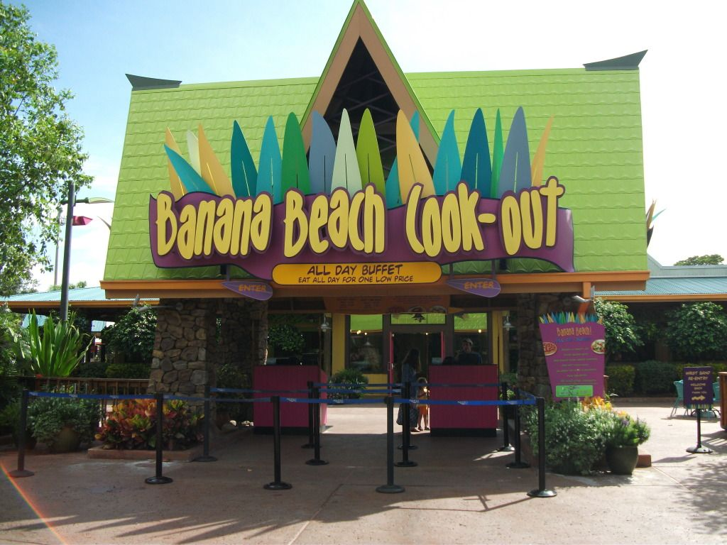 Reviews on the dining plan at Aquatica?? (With images