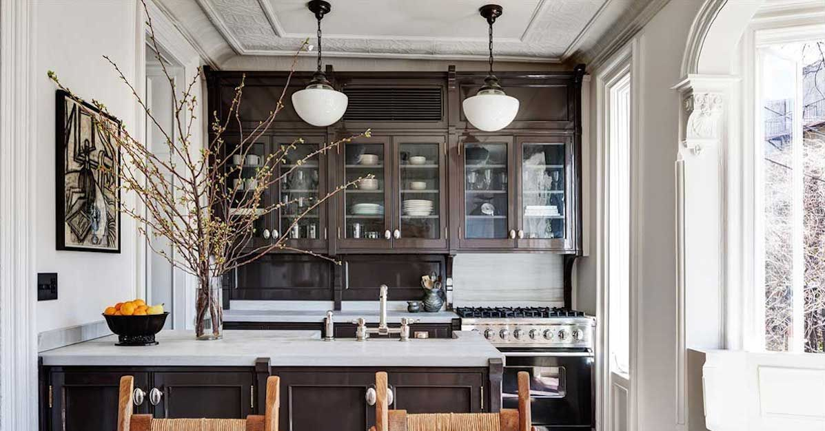Superb No Window Over Kitchen Sink Ideas Part - 9: Options For A Kitchen Design With No Window Over The Sink