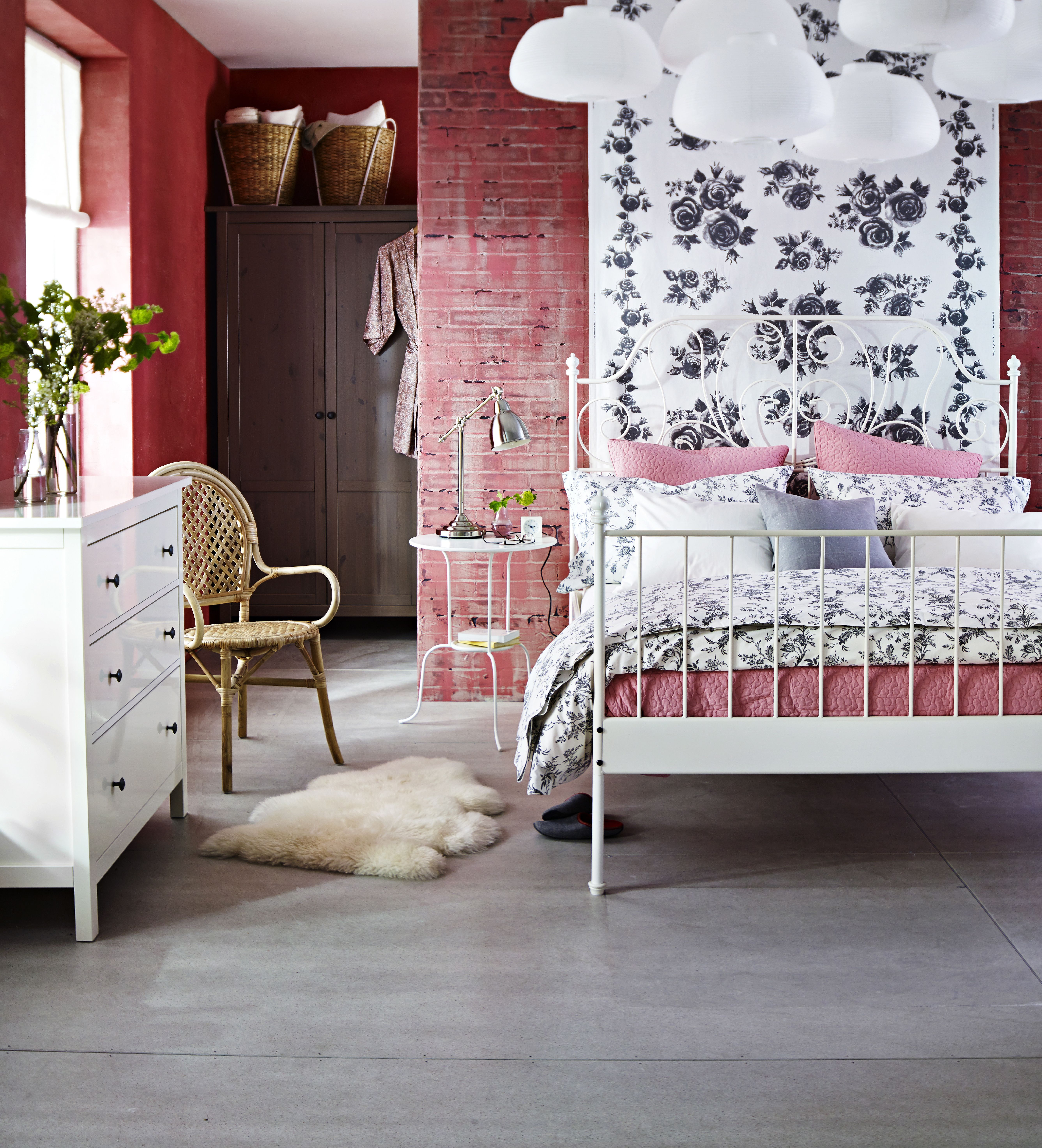 Two Hot Trends From The New Ikea Catalogue Tlc Interiors Einrichtungsideen Schlafzimmer Haus Dekor