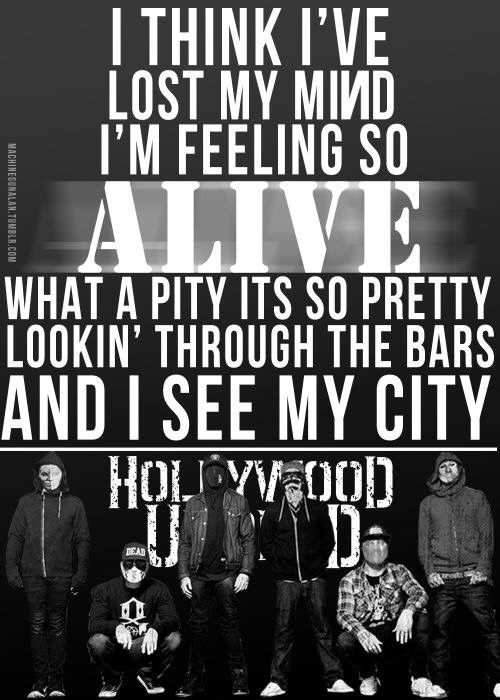 Hollywood Undead - Usual Suspects Lyrics   Musixmatch