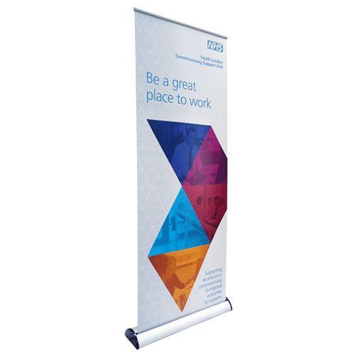 roll up banner design - Google Search | Pull up stand moodboard ...