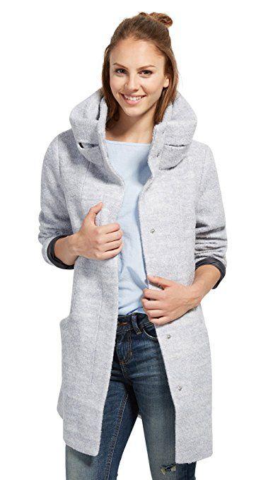 Mantel Tailor Boucle WBig Wool Tom Denim Damen Coat Collar UzMVpS