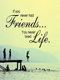 Download Free Friends Awesome Mobile Wallpaper Contributed By