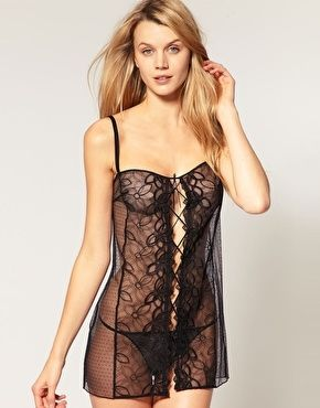 cabd605033f Sexy Baby Dolls And Chemises He Wants You To Wear | She Tried What ...