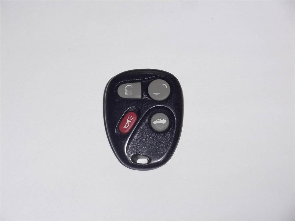 GM Saturn Keyless Entry Remote Fob VALEO 10357131 4 Button