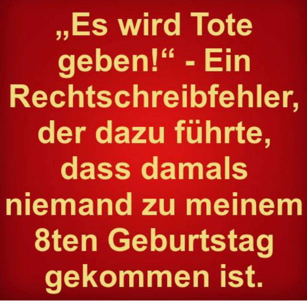 Rechtschreibung | Lustig | Funny, Funny picture quotes und Funny