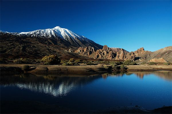 El Tiede Perhaps The Most Magical Place On Earth Tenerife Canary Islands Places Of Interest