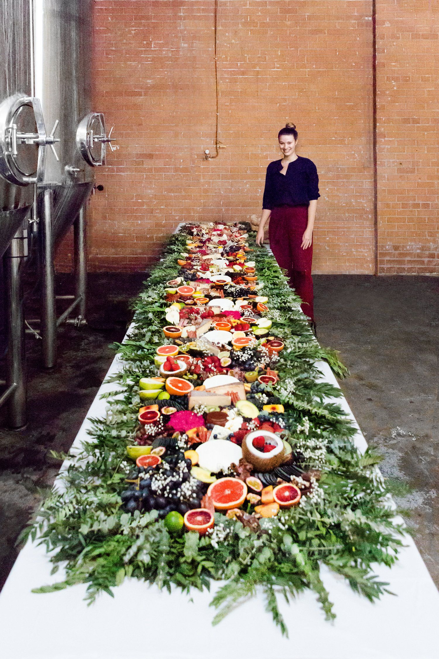 Grazing Table Styled By Plentiful Catering 2018 Www