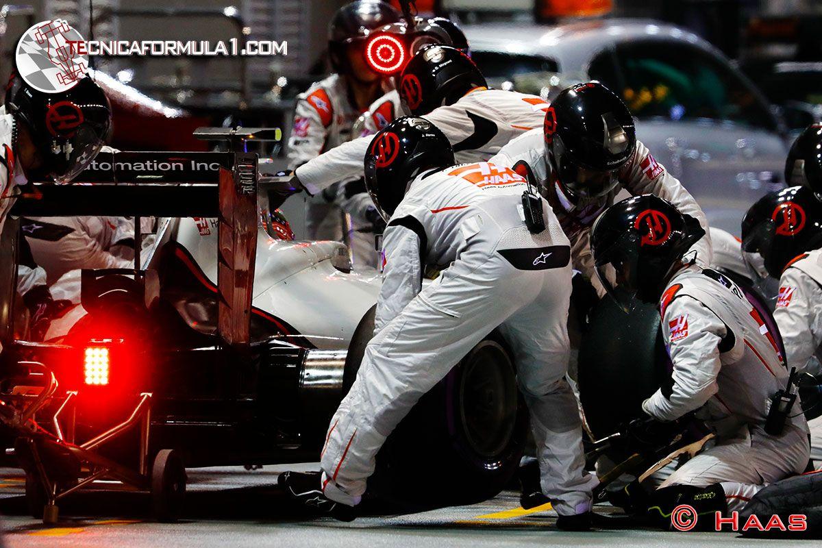 Análisis estadístico | Las estrategias en el GP de Singapur: aciertos y errores  #F1 #SingaporeGP