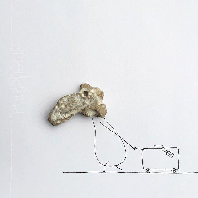 """stein mit loch. eigentlich. gewinnt eine woche utah mit michael @berlinstagram. folgt dafür @america_unlimited_gmbh und zeigt unter #americaunlimited_utah_contest eure besten bilder zum thema """"rocks & canyons"""". viel glück!"""