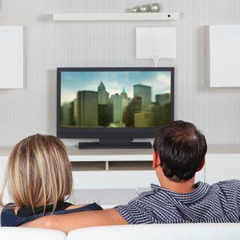 Mohu Leaf - The Best Indoor HDTV Antenna