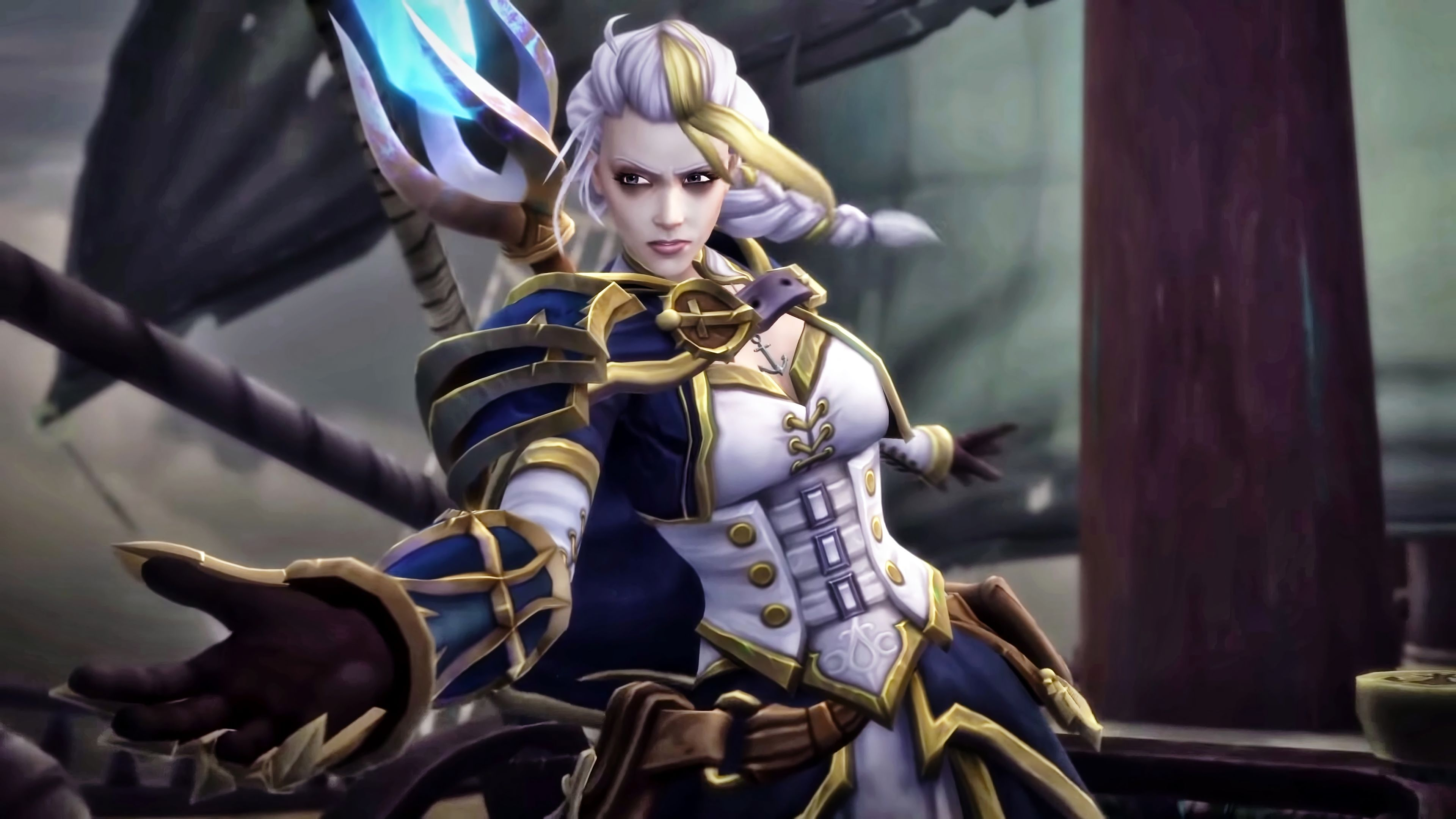 Jaina Proudmoore, World of Warcraft Battle For Azeroth