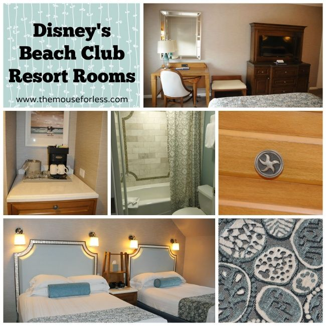 Disney S Beach Club Resort Guide
