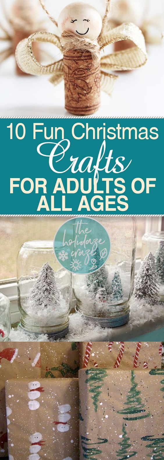 36++ Diy crafts for adults christmas ideas in 2021