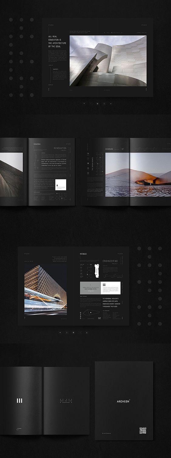 Architecture Portfolio / Brochure